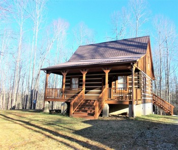 Blue Ridge Real Estate - Offering home, land and log cabin